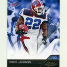 2011 Absolute Memorabilia Retail Football #013 Fred Jackson - Buffalo Bills
