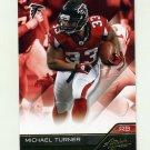 2011 Absolute Memorabilia Retail Football #005 Michael Turner - Atlanta Falcons