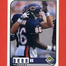 1998 UD Choice Football #037 Chris Penn  - Chicago Bears