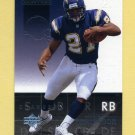 2002 Upper Deck Ovation Football #072 LaDainian Tomlinson - San Diego Chargers