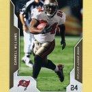 2008 Upper Deck Draft Edition Football #193 Cadillac Williams - Tampa Bay Buccaneers