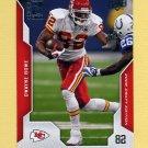 2008 Upper Deck Draft Edition Football #151 Dwayne Bowe - Kansas City Chiefs
