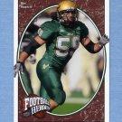 2008 Upper Deck Heroes Football #111 Ben Moffitt - South Florida Bulls
