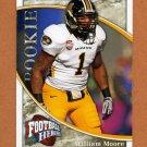 2009 Upper Deck Heroes Football #181 William Moore RC - Missouri Tigers