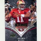 2008 Upper Deck Icons Football #083 Alex Smith - San Francisco 49ers