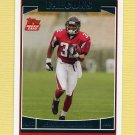 2006 Topps Football #349 Jerious Norwood RC - Atlanta Falcons