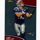 2011 Finest Football #119 Wes Welker - New England Patriots