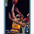 1995-96 Collector's Choice Basketball Players Club #047 Vlade Divac - Los Angeles Lakers