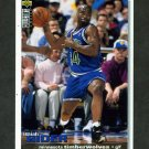 1995-96 Collector's Choice Basketball #101 Isaiah Rider - Minnesota Timberwolves