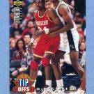 1994-95 Collector's Choice Basketball #175 Hakeem Olajuwon TO - Houston Rockets