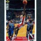1994-95 Collector's Choice Basketball #059 Stacey Augmon - Atlanta Hawks