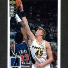 1994-95 Collector's Choice Basketball #045 Rik Smits - Indiana Pacers