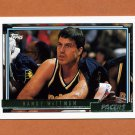 1992-93 Topps Gold Basketball #056G Randy Wittman - Indiana Pacers