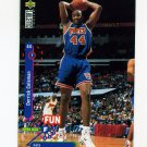 1995-96 Collector's Choice Basketball #182 Derrick Coleman - New Jersey Nets