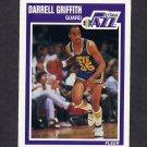 1989-90 Fleer Basketball #153 Darrell Griffith - Utah Jazz