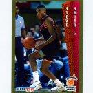 1992-93 Fleer Tony's Pizza Basketball #59 Steve Smith - Miami Heat