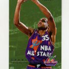 1995-96 Fleer All-Stars Basketball #01 Grant Hill / Charles Barkley