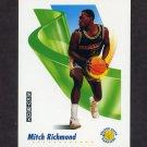 1991-92 Skybox Basketball #098 Mitch Richmond - Golden State Warriors