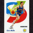 1991-92 Skybox Basketball #096 Chris Mullin - Golden State Warriors