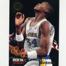 1994-95 Stadium Club Basketball #245 Carlos Rogers RC - Golden State Warriors
