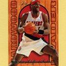 1995-96 Fleer Flair Hardwood Leaders Basketball #22 Clifford Robinson - Portland Trail Blazers