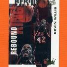1994-95 Ultra Basketball Rebound Kings #10 Kevin Willis - Miami Heat