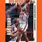 1994-95 Ultra Basketball Rebound Kings #01 Derrick Coleman - New Jersey Nets