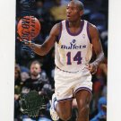 1994-95 Ultra Basketball #345 Doug Overton - Washington Bullets