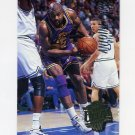 1994-95 Ultra Basketball #339 Antoine Carr - Utah Jazz