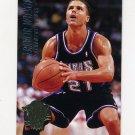 1994-95 Ultra Basketball #329 Trevor Wilson - Sacramento Kings