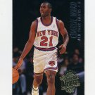 1994-95 Ultra Basketball #299 Charlie Ward RC - New York Knicks