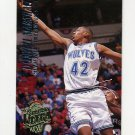 1994-95 Ultra Basketball #291 Donyell Marshall RC - Minnesota Timberwolves