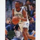 1994-95 Ultra Basketball #289 Winston Garland - Minnesota Timberwolves