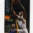 1994-95 Ultra Basketball #258 Sam Mitchell - Indiana Pacers