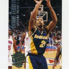 1994-95 Ultra Basketball #256 Duane Ferrell - Indiana Pacers