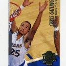 1994-95 Ultra Basketball #245 Chris Gatling - Golden State Warriors