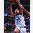 1994-95 Ultra Basketball #229 Donald Hodge - Dallas Mavericks