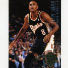 1994-95 Ultra Basketball #206 Steve Smith - Atlanta Hawks