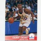 1994-95 Hoops Basketball #219 Calbert Cheaney - Washington Bullets
