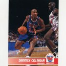 1994-95 Hoops Basketball #133 Derrick Coleman - New Jersey Nets