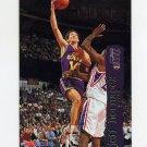 1995-96 Hoops Basketball #159 Jeff Hornacek - Utah Jazz