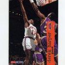 1995-96 Hoops Basketball #108 Derek Harper - New York Knicks