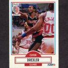 1990-91 Fleer Basketball #154 Clyde Drexler - Portland Trail Blazers