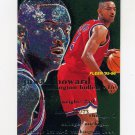 1995-96 Fleer Basketball #193 Juwan Howard - Washington Bullets