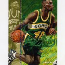 1995-96 Fleer Basketball #177 Shawn Kemp - Seattle Supersonics
