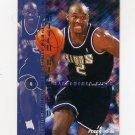 1995-96 Fleer Basketball #162 Mitch Richmond - Sacramento Kings