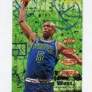 1995-96 Fleer Basketball #111 Doug West - Minnesota Timberwolves