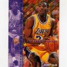 1995-96 Fleer Basketball #089 Eddie Jones - Los Angeles Lakers
