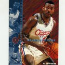 1995-96 Fleer Basketball #085 Loy Vaught - Los Angeles Clippers