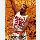 1995-96 Fleer Basketball #069 Robert Horry - Houston Rockets